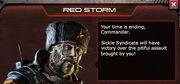Red Storm War Commander