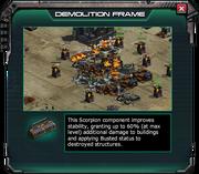DemolitionFrame-ShadowOpsDescription