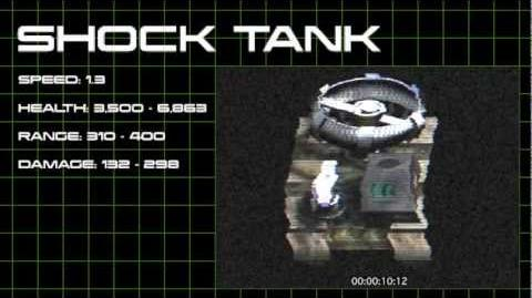 War Commander - The Shock Tank