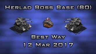 Herald Boss Base ( 80 ) Best Way 12 Mar 2017