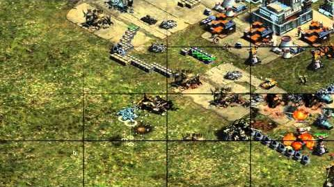 War Commander Attack Move