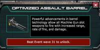 Optimized Assault Barrel