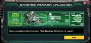 Banshee-Wingman-Unlock-Message