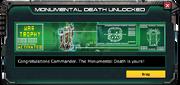 MonumentalDeath-UnlockMessage
