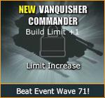 VanquisherCommander(LimitIncrease)-EventShop-IronReign