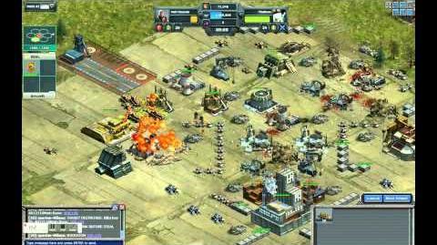 War commander 10 lvl 1 FAVs in action 2