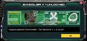 Bandolier-UnlockMessage