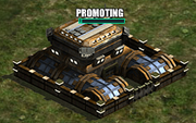 Barracks With Promoting