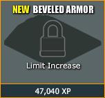BeveledArmor-LimitIncrease