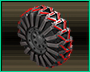 Studded Snow Tires-Icon
