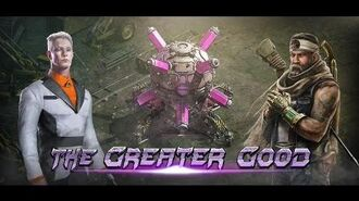 War Commander Operation The Greater Good