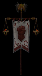 Stromgarde Flag by Lost In Concept