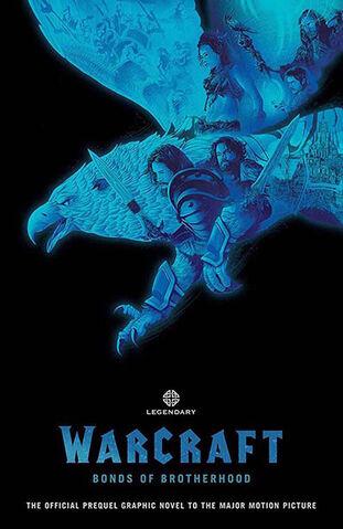 File:Warcraft- Bonds of Brotherhood book cover.jpeg