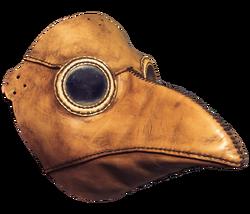 Giovanni De Ventura's Beak Mask