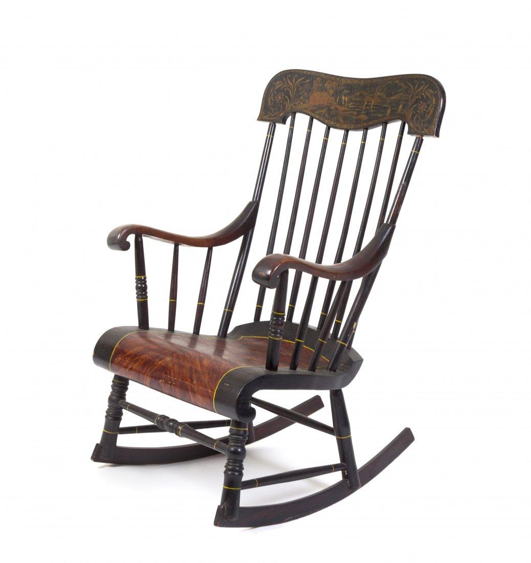 Whistlers Mothers Rocking ChairWarehouse 13 Artifact Database