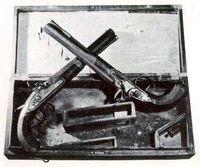 Hamilton-Burr pistols