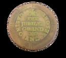 Jubilee Grand Poker Chip