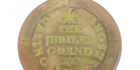 Jubilee Grand Poker Chip