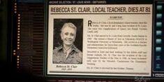 Rebecca dies