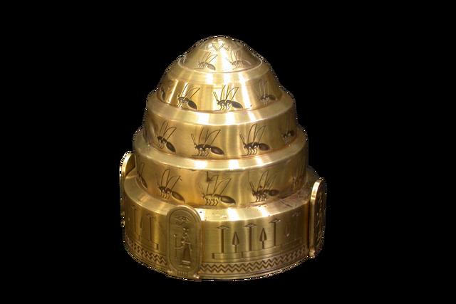 File:Hatshepsut's Golden Bee Hive (Cut).png