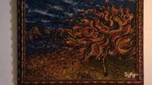Storm night by van gough