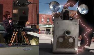 Philo Farnsworth's Three Dimensional Camera & Projector