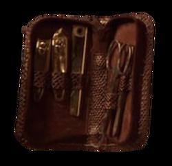 Clark Gable's Grooming Kit2