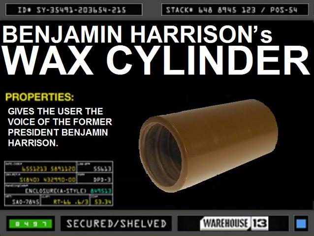 File:Benjamin Harrison's Wax Cylinder.png