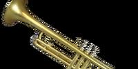 Miles Davis' First Trumpet