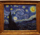 Artifacts/Warehouse 14/Vincent Van Gogh's Painting of Stormy Night