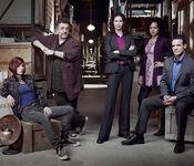 Warehouse-13-cast