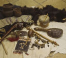 Artifacts/Unknown Location/Lenape Cave Artifacts