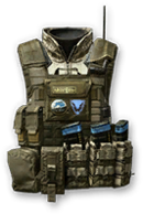 Default Vest Render
