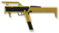 Magpul FMG-9 Gold Render