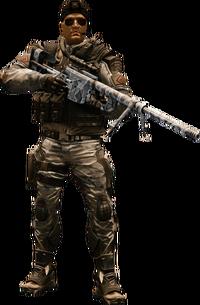 Heavy Sniper Enemy