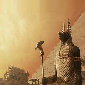 Anubis Survival