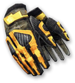 Crown Gloves Render