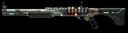 Remington 870 CB Neon Render
