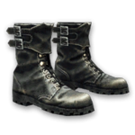 Protective Boots Render