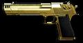 Desert Eagle Gold Render