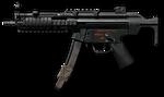 H&K MP5 Render