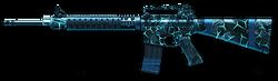 M16A3 Frozen Render