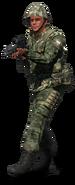 Russian Army Assault Trooper