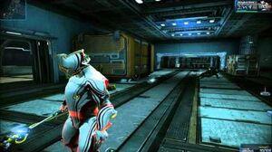 Warframe Excalibur's Radial Javelin