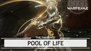 Warframe Syndicates Trinity's Pool of Life thesnapshot