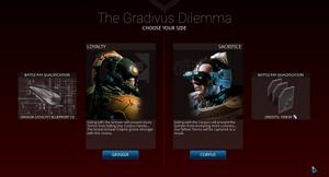 Gradivus dilemma