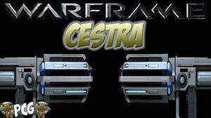 Warframe 11 ♠ Cestra