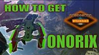 HOW TO GET THE ONORIX - Warframe Hints Tips