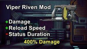 Viper Riven Mod High Quality Ammunition