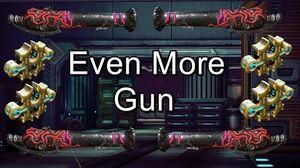Zarr Buff Even More Gun